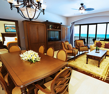 Four Bedroom Presidential Suite, Up to 13 people